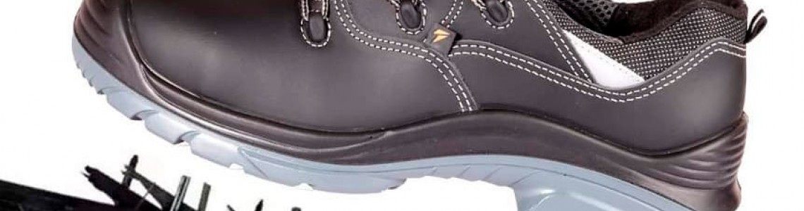 How to choose the right safety footwear